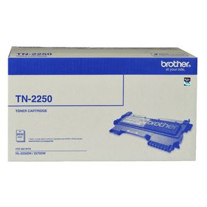 Brother TN-2250 Black Laser Toner Cartridge
