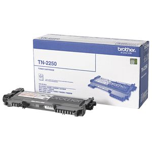Brother TN-2250 Black Laser Toner Cartridge Black