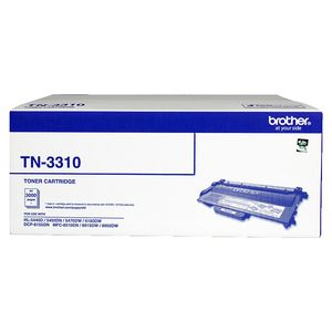 Brother TN-3310 Mono Laser Toner Cartridge Black