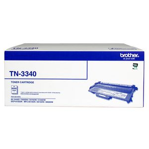 Brother TN-3340 Mono Black Laser Toner Cartridge