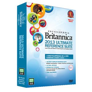 Britannica Ultimate Reference Suite 2013