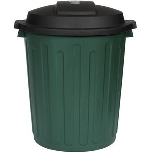 Willow Plastic Bin with Lid 75L