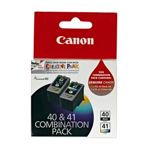 Canon PG-40 and CL-41 Ink Combo Pack