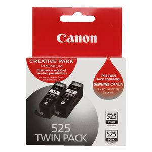 Canon PGI525 Ink Black Twin Pack