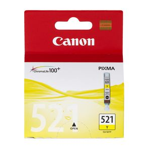 Canon CLI-521 Ink Cartridge Yellow