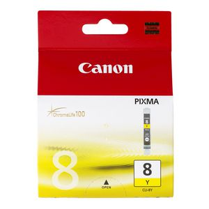 Canon CLI-8 Ink Cartridge Yellow