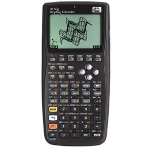 HP HP50G Graphing Calculator