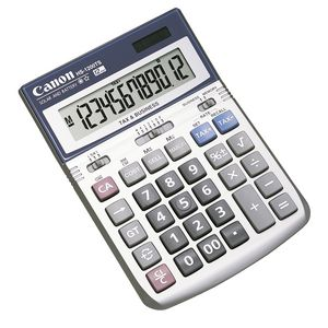 Canon HS-1200TS 12 Digit Desktop Calculator