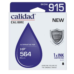 Calidad Alternative HP 564 Ink Cartridge Back