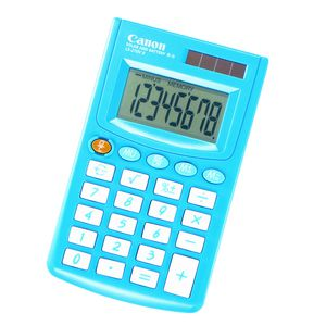 Canon LS-270VIIB 8 Digit Handheld Calculator Blue