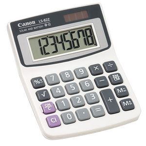 Canon LS-82Z 8 Digit Desktop Calculator