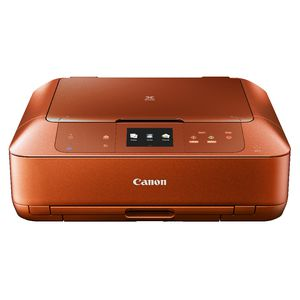 Canon MG7560 Wireless Colour Inkjet Multifunction Orange