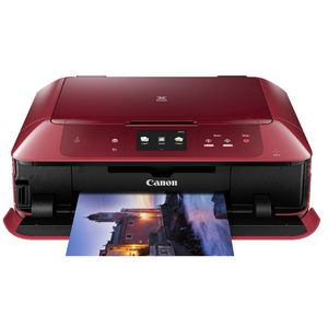 Canon PIXMA MG7765 Wireless Inkjet MFC Printer Red