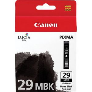 Canon PGI-29 Ink Cartridge Matte Black