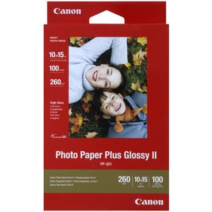 "Canon 4 x 6"" Premium Glossy II Photo Paper 100 Pack"