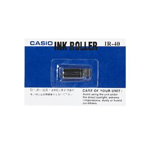 Casio IR-40 Ink Roller Black