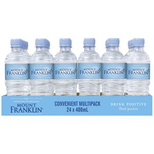 Mount Franklin 400mL Pack/24
