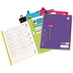 Colourhide Lecture Books 2 Pack