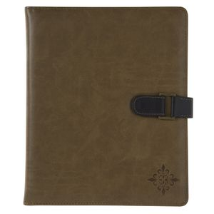 H+O A5 Executive Journal/Notefolio Fleur