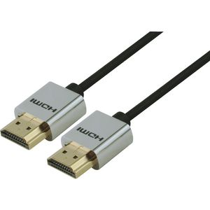 Comsol Male-Male HDMI Ultra-thin AV Cable 1.5 Metres