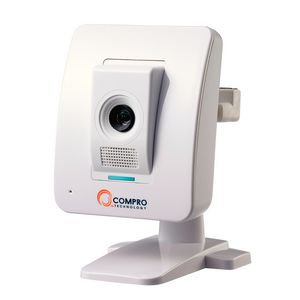 Compro Ip Cam  ip60 intelligent Megapixel/HD H.264 Network Camera