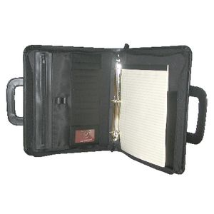 Waterville Workstation Compendium With Handles Black