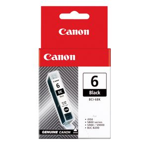 Canon BCI-6 Ink Cartridge Black