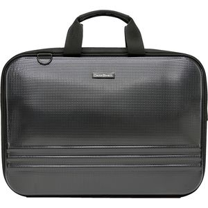 15.6In Laptop Briefcase Black