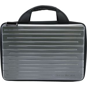 15.6In Laptop Briefcase Grey