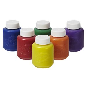 Crayola Washable Paints For Kids 6 Pack