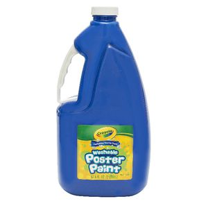 Crayola Washable Poster Paint Blue 2L