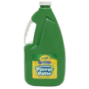 Crayola Washable Poster Paint Green 2L