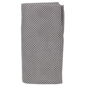 Jolt Quick Dry Sports Towel Black