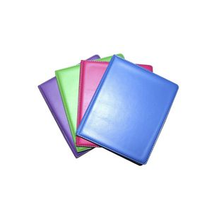 Cumberland Business Card File 48 Card Capacity Assorted