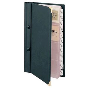 Cumberland Expandable Slimline Business Card Holder