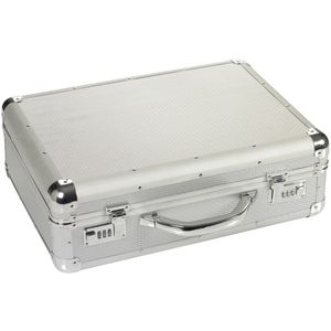 Cumberland Falcon Aluminium Attache Case