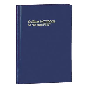 Collins  No.5800 A4 Notebook