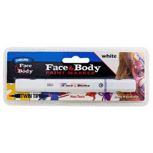 Derivan Face Body Paint Marker