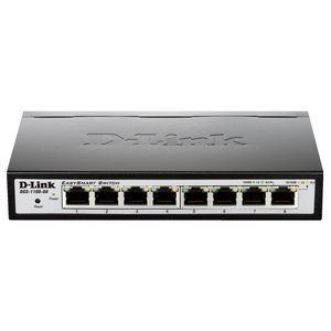 D-Link DGS-1100-08 8-port EasySmart Gigabit Switch