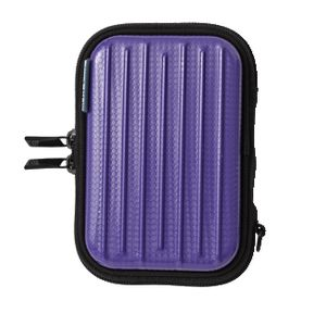 "Datashell 2.5"" Hard Drive Case Purple"