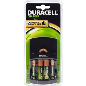 Duracell 4 Hour Value Charger