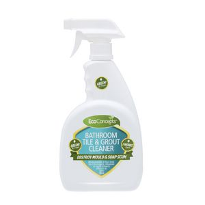 EcoConcepts Bathroom, Tile and Grout Cleaner 750mL