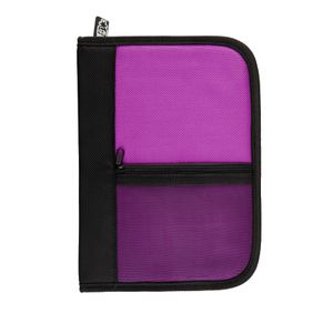 A Brand Called Ed Junior Binder Stationery Set Purple