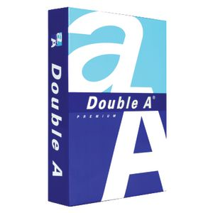 Double A 80gsm A4 Copy Paper 500 Sheet Ream