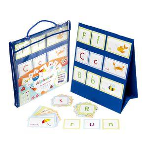 Meadow Kids Alphabet Pocket Chart