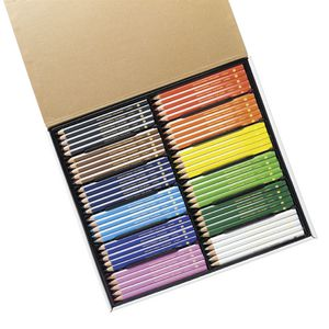 Educational Colours Jumbo Triangular Pencils 120 Pack