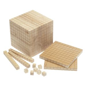 Learning Can Be Fun Wooden 121 Piece Set