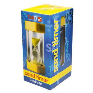 Learning Can Be Fun Sand Timer 3 Minutes