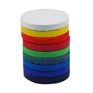 Educational Colours Tempdisc Palette Refills 9 Colours