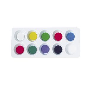 Educational Colours Tempdisc Palette 9 Colours